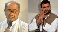 Gaffe alert: When Digvijaya Singh accidentally made Rahul Gandhi the Prime Minister