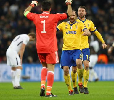 Chilling Chiellini words touch a nerve for Tottenham