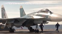 Russian carrier aviation joins Syria campaign