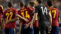 Spain, in their last match prior to the FIFA Confederations Cup, needed a pair of second-half goals before subduing Republic of Ireland in front of a...