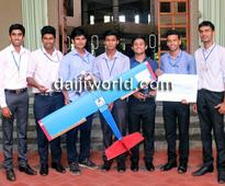 Mangaluru: SJEC secures second place at all-India SAE Aero Championship