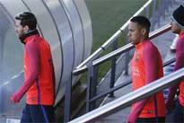 Barca desperate to break Real's unbeaten streak