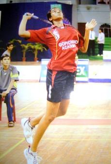 How Sindhu changed into the 'Dragon Slayer'