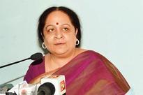 CBI books ex-minister Jayanthi Natarajan for corruption, raids her Chennai residence