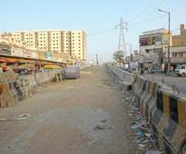 Half-baked promises: Korangi Crossing flyovers yet to see light of the day