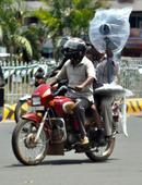 40 degree above temperature in 7 cities of Odisha
