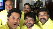 More star power: Chiranjeevi and Nagarjuna join Sachin as Kerala Blasters co-owners