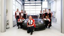 Porsche Reveals the new 911 RSR for its WEC Return