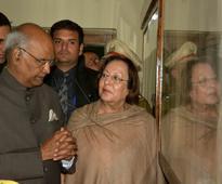 President Ram Nath Kovind pays homage to Subash Chandra Bose at INA, Moirang