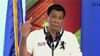 Philippines President Duterte says F**K You to the EU