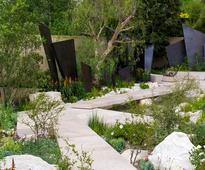 BALI member Andy Sturgeon's 'Telegraph Garden' wins 'Best in Show' at Chelsea
