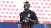 Asamoah Gyan hits brace in Al Ahli victory