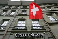 CREDIT SUISSE : Fitch downgrades Credit Suisse on challenging capital markets
