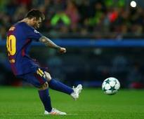 Messi joins 100-goal club