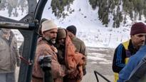 Watch: How IAF braved terrible weather and flying conditions to save a young Kashmiri's life