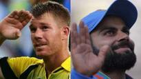 David Warner praises Virat Kohli, 'He gets his players fired up'