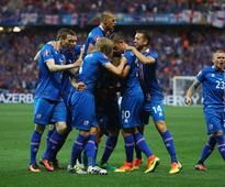 Iceland shock England, advance to European Championship quarterfinal