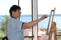 North Shore artists rally to save Ambleside Beach studio
