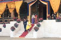 Prince William, Kate commence Bhutan trip, meet country's royal c...