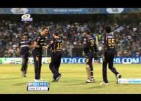 Johnson strikes, KKR lose Gauti early