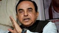 Occupancy of Rashtrapati Bhavan, Hyderabad House represents victory of Hindus over Islam and Christians: Swamy