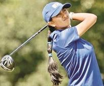 Aditi makes cut; plays third round with World No. 1 Lydia Ko, Phatlum