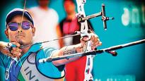 Rio 2016: Lucky Das is lone man standing