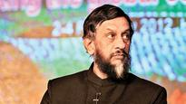 Activists protest RK Pachauri's suit against harassment case lawyer Vrinda Grover