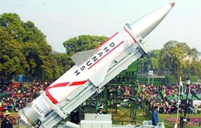 Nuclear-capable Dhanush missile successfully test-fired from naval ship