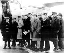 History of plane crashes involving sports teams
