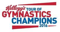 2016 Kellogg's Tour of Gymnastics Champions Takes Center Stage Beginning September 15