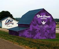 Bob Evans Farms, Inc. Goes Purple And Supports The Gary Sinise Foundation To Salute Military Heroes And Their..