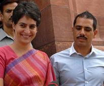 Gushing Over Cong-SP Pact In UP, Robert Vadra Calls Rahul Gandhi & Akhilesh Yadav Youth Icons