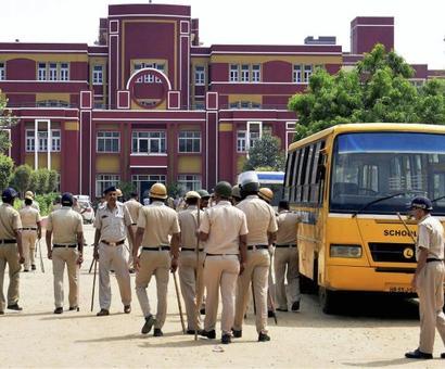 Gururgam murder case: Ryan school official applies for bail