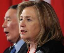 Hillary Clinton accuses Donald Trump of driving small firms out of business