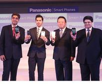 Panasonic enters smart phone arena in India