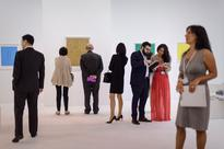 Art Basel's debut in Hong Kong attracts global celebrities