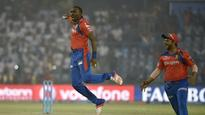 Gujarat Lions survive Morris scare, win thriller against Delhi