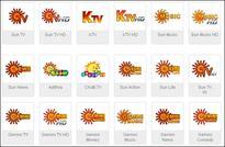 Sun TV, Raj Television spurt on huge volumes
