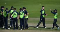 Ireland ease into Desert T20 semi-finals with win over UAE