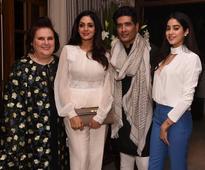Manish Malhotra kickstarts 2017 with a grand party
