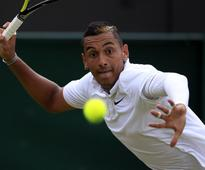 Nick Kyrgios rages after another run-in with officials at French Open