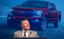 ■ Truck sales could grow under Trump, Ford's Hinrichs says