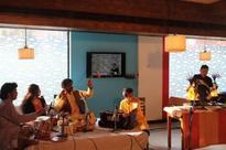 Continental cuisine gets blended with classical music at KK's Fus...