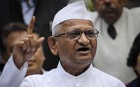 Prashant Bhushan meets Anna Hazare over Jan Lokpal Bill