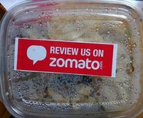 Zomato burn rate at around $1M a month; UberEATS?