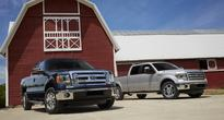 Brake problems prompt Ford F-150 recall