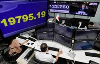 Asian shares, Aussie dollar, yuan down after Moody's downgrades China