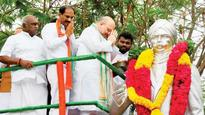 Puducherry govt most corrupt: Amit Shah