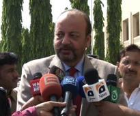 Agha Siraj Durrani to become acting Sindh governor